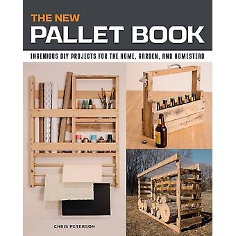 The New Pallet Book by Chris Peterson