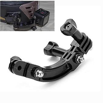 For Gopro Hero Auction Camera Helmet Curved Extension Arm