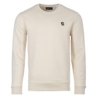 Forty Parker Organic Cotton Blend Sweatshirt - Natural