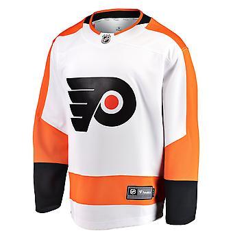 Philadelphia Flyers Away Breakaway NHL Mesh Jersey