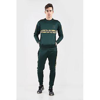 Joggingpak - Heren - Bravo Jeans - Groen