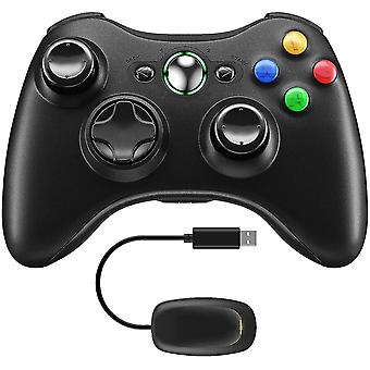 Game controllers xbox 360 2.4Ghz wireless controller  xbox 360 gamepad joystick buttons with improved ergonomic
