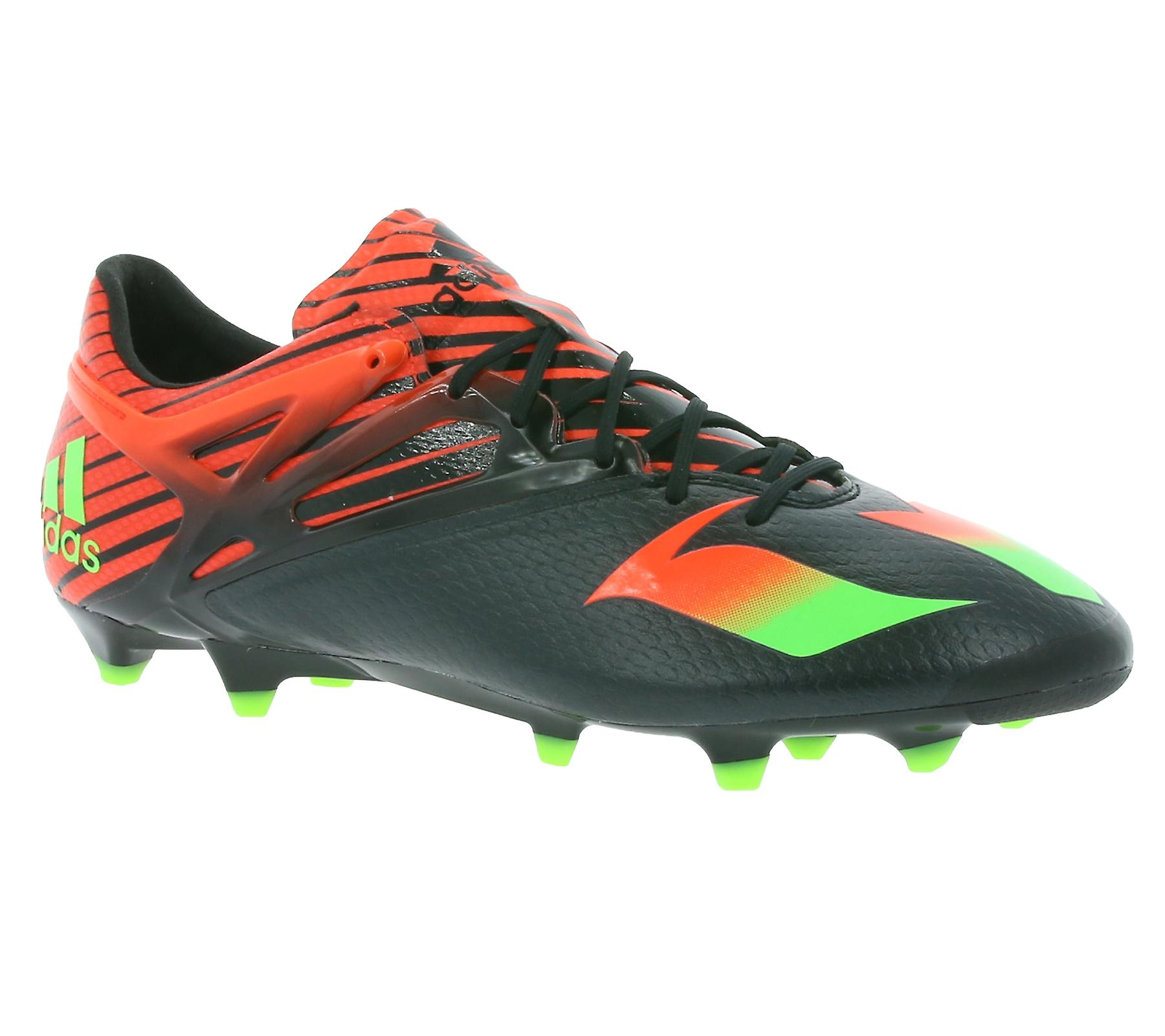 e9b0fd0152b adidas performance Messi 15.1 FG AG mens football boots black