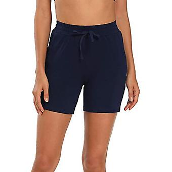 Women's Yoga Shorts Fitness Sports Gym Running Joggers Casual