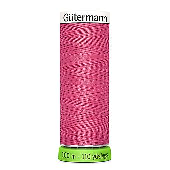 Gutermann 100% Recycled Polyester Sew-All Thread 100m Hand and Machine -  890