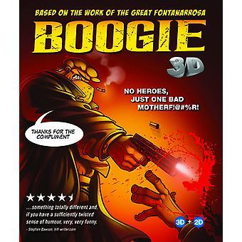 Boogie [BLU-RAY] USA import