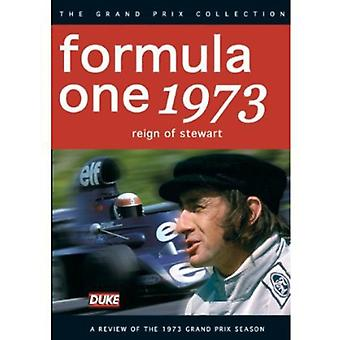 F1 Review 1973 Reign of Stewart [DVD] USA import