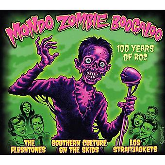 Mondo Zombie Boogaloo - 100 Years of Roc [CD] USA import