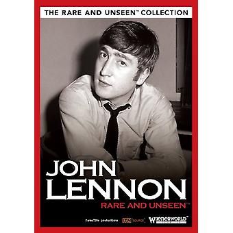 John Lennon - Rare & Unseen [DVD] USA import
