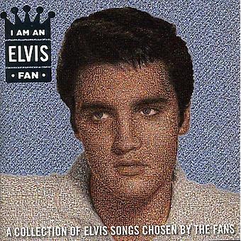 Elvis Presley - I Am an Elvis Fan [CD] USA import
