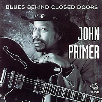 John Primer - Blues Behind Closed Doors [CD] USA import