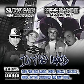Slow Pain & Bigg Bandit - In the Hood [CD] USA import