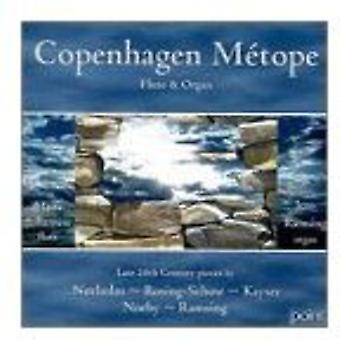 Contemporary Danish Music for - Copenhagen M Tope [CD] USA import