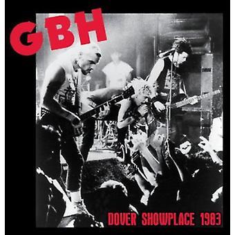 G.B.H. - Dover Showplace 1983 [CD] USA import