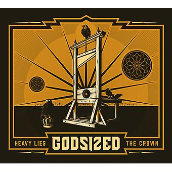 Godsized - Heavy Lies the Crown [CD] USA import