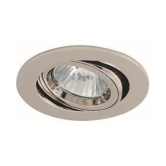 Ansell Ansell Twistlock Gimbal GU10/MR16 Chrom Downlight