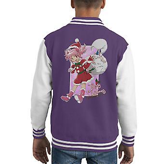 Madoka Santa Veselý Vánoce Puella Magi Madoka Magica Kid ' ové sako