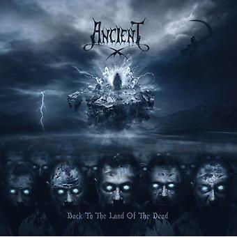 Ancient - Back to the Land of the Dead [CD] USA import