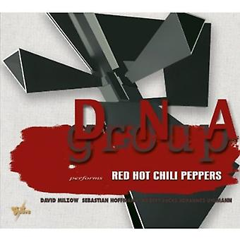 Dna Group - Performs Red Hot Chili Peppers [CD] USA import