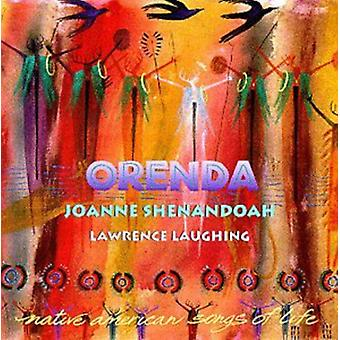 Joanne Shenandoah - Orenda Native American Songs [CD] USA import