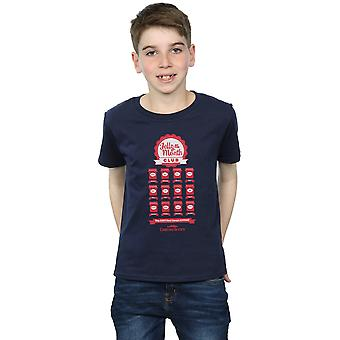 National Lampoon's Christmas Vacation Boys Jelly Club T-Shirt