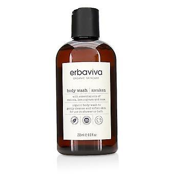 Erbaviva Awaken Body Wash - 235ml/8oz