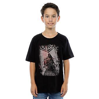 Star Wars Boys Kylo Ren Stormtroopers T-Shirt