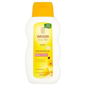 Weleda, Calendula Baby Lotion, 200ml