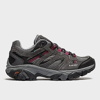 New Hi-Tec Women's Ravus Vent Waterproof Shoe Grey