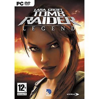 Tomb Raider Legend (PC DVD) - Nouveau