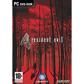 Resident Evil 4 (PC DVD) - As New