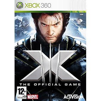 X-Men det officielle spil (Xbox 360)-fabriks forseglet