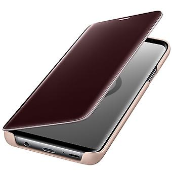 Samsung Flip-Tasche Clear View Standing Cover EF-ZG965CFEGWW für Galaxy S9 Plus G965F Gold