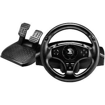 ThrustMaster T80 Racing Wheel Lenkrad PlayStation 3, PlayStation 4 Black inkl. Fußpedale