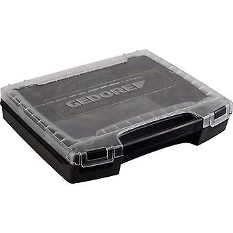 Gedore Assortment case (L x W x H) 367 x 316 x 72 mm No. of compartments: 1 fixed compartments 1 pc(s)