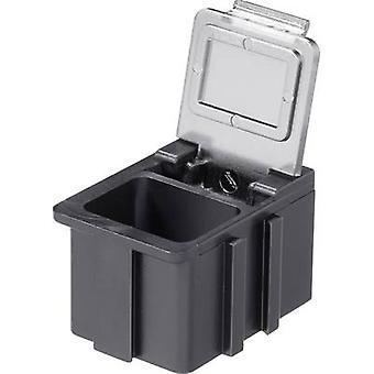 Licefa ESD SMD box (L x W x H) 16 x 12 x 15 mm conductive