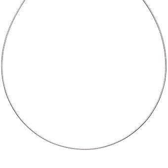 Ожерелье из нержавеющей стали 1,0 мм длина 42см нержавеющей стали шины