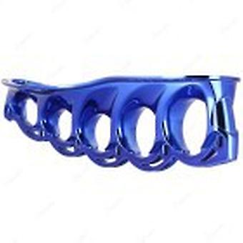 t-blade uchwyt niebieski metalik
