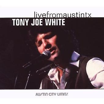 Tony Joe White - Live From Austin Texas [CD] USA import