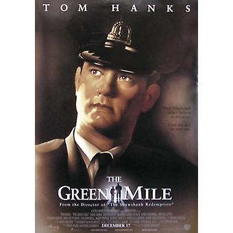 The Green Mile Poster  Tom Hanks