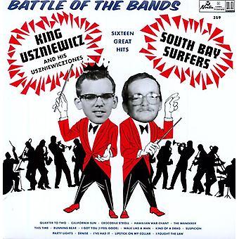 King Uszniewicz & the Uszniewicztones - Battle of the Bands [Vinyl] USA import