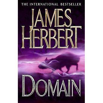 Dominio de James Herbert - libro 9780330522083