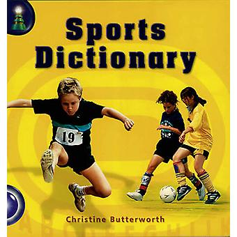 Lighthouse Year 1 Blue - Sports Dictionary by Christine Butterworth -