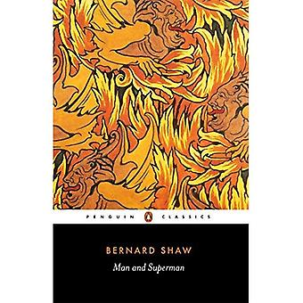 Człowiek i Superman: Komedia i filozofii (Penguin Classics)