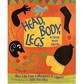 Huvud, kropp, ben: En berättelse från Liberia