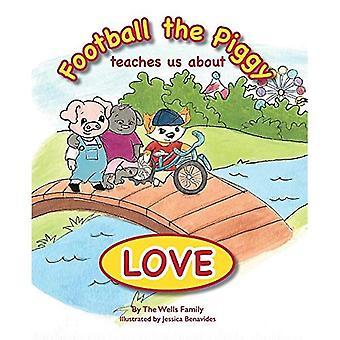 Voetbal de Piggy: leert over liefde
