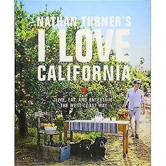 Nathan-Turner ich liebe California