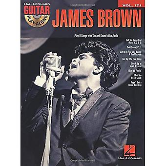 James Brown : Guitare Play-Along Volume 171
