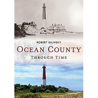 Ocean County Through Time (America Through Time)