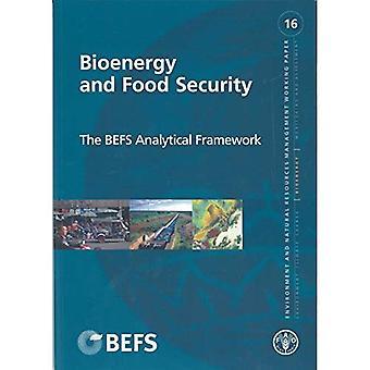 Bio-energie en voedselzekerheid: het analytische kader van BEFS (milieu en beheer van natuurlijke hulpbronnen)